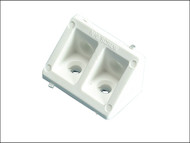 Plasplugs PLAWRB526 - White Rigid Joints (20)