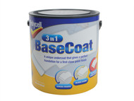 Polycell PLC3IN1BC25L - 3 in 1 Basecoat 2.5 Litre