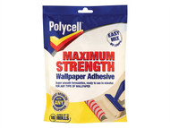 Polycell PLCMSWPA10R - Maximum Strength Wallpaper Paste 10 Roll
