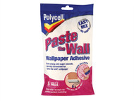 Polycell PLCPTWPA5R - Paste The Wall Powder Adhesive 5 Roll