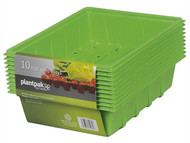 Plantpak PPK70200006 - Half Seed Tray (24 x Packs of 10)
