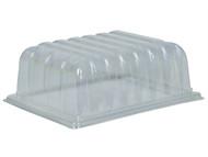 Plantpak PPK70200041 - Half Propagator Lids (Pack of 50)
