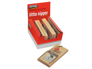 Pest-Stop Systems PRCPSLNR - Little Nipper Rat Trap (Loose) Box of 6