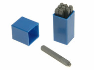 Priory PRIN12 - 180- 12.0mm Set of Number Punches 1/2in