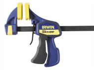 IRWIN Quick-Grip Q/G5062QC - Quick Change Bar Clamps 150mm (6in) Twin Pack