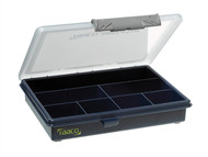 Raaco RAA136136 - A6 Profi Service Case Assorter 7 Fixed Compartments