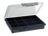 Raaco RAA136143 - A6 Profi Service Case Assorter 12 Fixed Compartments