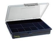Raaco RAA136150 - A5 Profi Service Case Assorter 9 Fixed Compartments