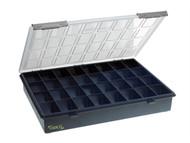 Raaco RAA136181 - A4 Profi Service Case Assorter 32 Fixed Compartments