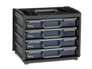 Raaco RAA136242 - Portable HandyBox 55 x 4