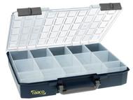 Raaco RAA136310 - CarryLite Organiser Case 80 5x10-15 15 Inserts