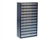 Raaco RAA137386 - 1260-00 Metal Cabinet 60 Drawer