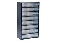 Raaco RAA137409 - 1224-02 Metal Cabinet 24 Drawer