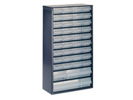 Raaco RAA137430 - 1240-123 Metal Cabinet 40 Drawer