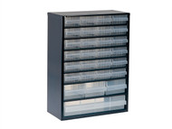 Raaco RAA137492 - 928-123 Metal Cabinet 28 Drawer