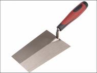 Ragni RAG165SBSG - Bucket Trowel Stainless Steel Soft Grip Handle 6.1/2in