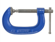 IRWIN Record REC1203 - 120 Heavy-Duty G Clamp 75mm (3in)