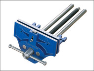 IRWIN Record REC53PD - 53PD Plain Screw Woodworking Vice 270mm (10.1/2in) & Front Dog
