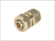 Rehau REH249566 - Brass Female Connector 12.5mm (1/2in)