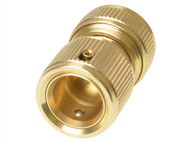 Rehau REH249576 - Brass Waterstop Connector 12.5mm (1/2in)