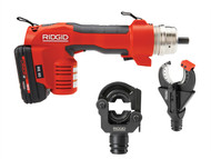 RIDGID RID43628 - 43628 RE 60 Electrical Tool Kit With 2 Heads 43628