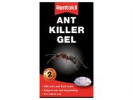 Rentokil RKLFA105 - Ant Killer Gel (Pack of 2)
