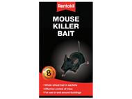 Rentokil RKLPSM94 - Mouse Killer Bait 200g