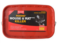 Rentokil RKLPSR112 - Rodine Mouse & Rat Killer 25 x 50g