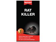 Rentokil RKLPSR163 - Rat Killer 200g