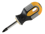 Roughneck ROU22153 - Screwdriver Pozidriv PZ2 38mm Stubby
