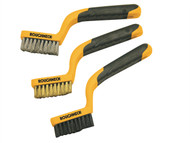 Roughneck ROU52010 - Narrow Brush Set of 3