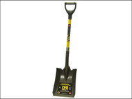 Roughneck ROU68146 - Square Shovel 36 in D Handle