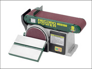 Record Power RPTBDS150 - BDS150 Belt Disc Sander 152mm (6in) x 101mm (4in)