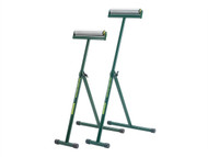 Record Power RPTRPR400 - RPR400 Roller Stands (Pair)