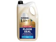 Ronseal RSLCQCFSS5L - Quick Cure Floor Seal 5 Litre