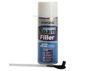 Ronseal RSLEF300 - Expanding Foam Filler 300ml