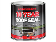 Ronseal RSLHPRS25L - Thompsons Roof Seal Black 2.5 Litre