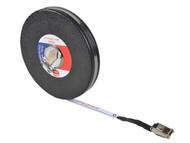 R.S.T. RSTRDM06 - Fibreglass Long Tape 10m / 33ft (Width 13mm) Metallic Strip