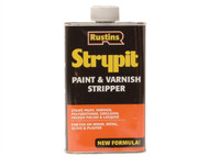 Rustins RUSNFS250 - Strypit Paint & Varnish Stripper New Formulation 250ml
