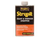 Rustins RUSNFS4L - Strypit Paint & Varnish Stripper New Formulation 4 Litre