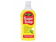 Rustins RUSSS500 - Sugar Soap 500ml