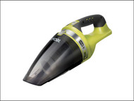 Ryobi RYBCHV182M - CHV182M ONE+ 18V Hand Vacuum 18 Volt Bare Unit