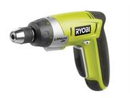Ryobi RYBCSD4130GN - CSD4130GN Screwdriver 4 Volt 1 x 1.3Ah Li-Ion