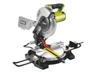 Ryobi - EMS1426LHG Laser Mitre Saw 254mm 1400 Watt 240 Volt