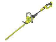 Ryobi RYBOHT1850X - OHT1850X ONE+ 18V Long Reach Hedge Cutter 18 Volt Bare Unit