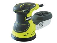 Ryobi RYBROS300 - ROS 300 Random Orbital Sander 125mm 300 Watt 240 Volt