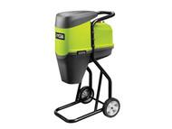 Ryobi RYBRSH2455 - RSH-2455 Quiet Mulching Shredder 2400 Watt 240 Volt