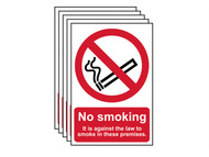 Scan SCA05675 - No Smoking In These Premises PVC 200 x 300mm