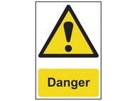 Scan SCA1301 - Danger - PVC 200 x 300mm