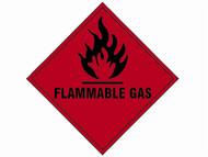 Scan SCA1852S - Flammable Gas SAV - 100 x 100mm